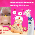 New Blackhead Vacuum Suction Remover Machine Facial Pore Ceaner Diamond Dermabrasion Device Skin Peeling Acne Removal Massager