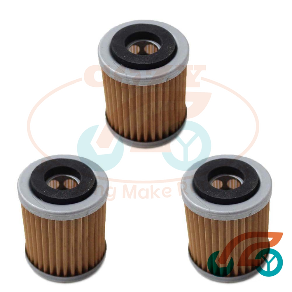 3 Pcs Motorcycle Engine Parts Oil Grid Filters For Yamaha Yfm350x Warrior 350 Schematics Yfm 350x Yfm350 X 1987 2004 Motorbike Filter In Chainsaws From Tools On