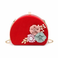 Women's dinner package summer 2018 fashion new handheld banquet women bag wrapped strands stranded across the package