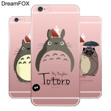 DREAMFOX M056 Anime Chinchilla Soft TPU Silicone Case Cover For Apple iPhone X XR XS Max 8 7 6 6S Plus 5 5S SE 5C 4 4S конструктор деревянный лесовичок солнечная ферма 1