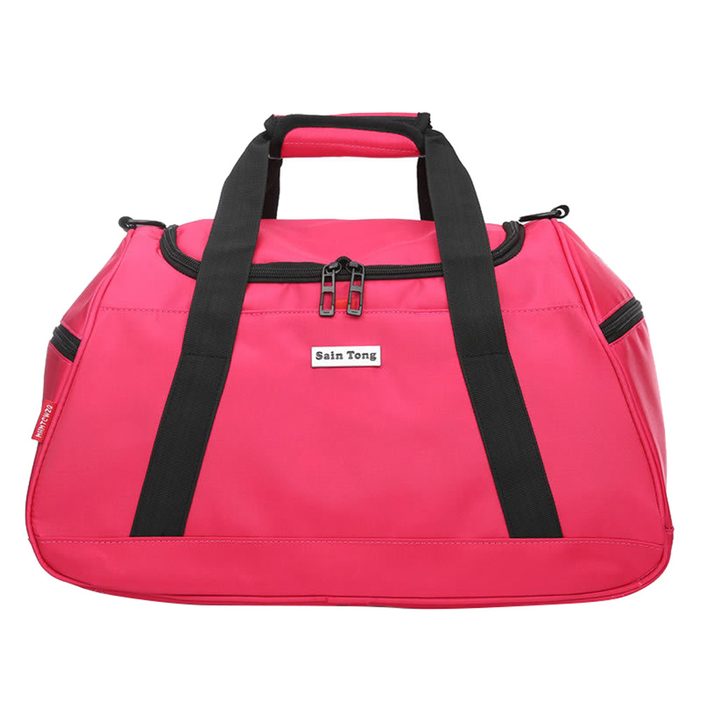 Women travel bags/ euro and us style duffle bag men/ travel bag for girl/ nylon travelling bag large capacity