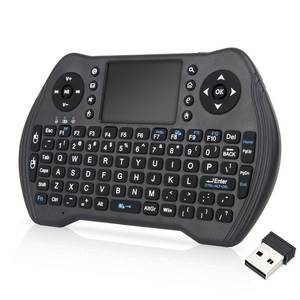 Fly-Air-Mouse MT10 Spanish Windows Android Wireless-Keyboard Battery Russian Mini No
