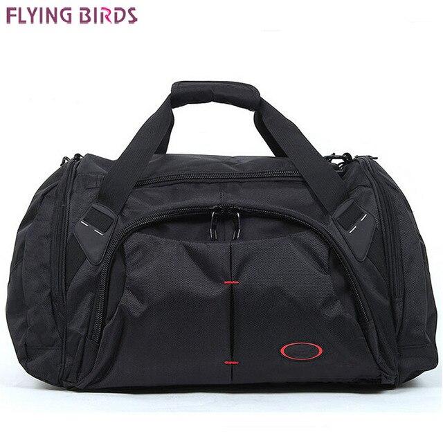 Flying birds! 2016 new men's travel bags men messenger bags big travel bag European &American style shoulder bag bolsas LM0305