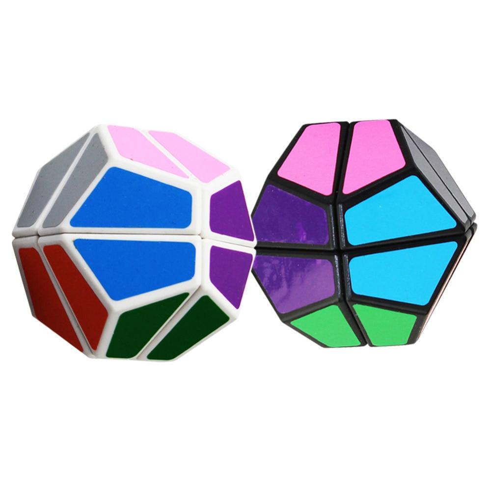 YKLWorld 2x2 Dodecahedron Magic Cube 2x2 Magic Cubes Kecepatan Cubo - Permainan dan teka-teki - Foto 6