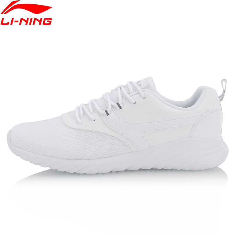 Li-Ning Men LN HUMBLE Classic Walking Shoes Breathable Comfort LiNing Sports Shoes Light Weight Sneakers AGCN053 YXB135 li ning men wade series basketball shoes breathable comfort lining sports shoes abcm093 xyl117
