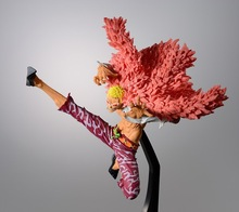 One Piece Donquixote Doflamingo Action Figure 15cm