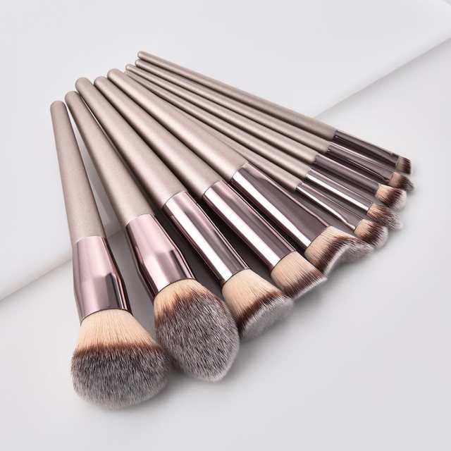 Online Shop New Women s Fashion Brushes 1PC Wooden Foundation Cosmetic  Eyebrow Eyeshadow Brush Makeup Brush Sets Tools Pincel Maquiagem  6288284ff