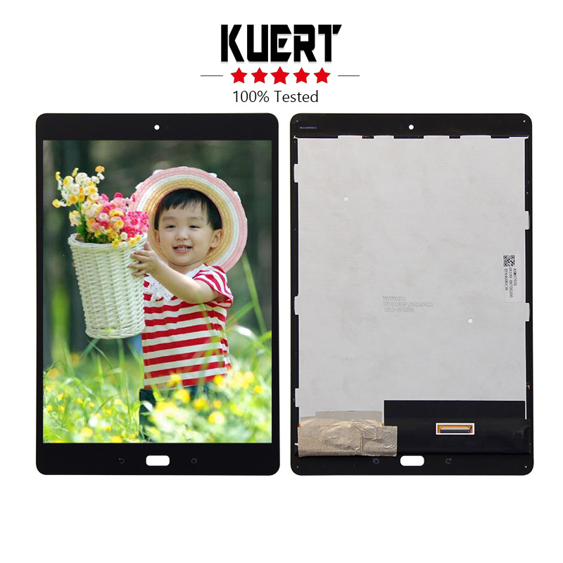 Free Shipping For Asus ZenPad 3S 10 Z500KL Z10 ZT500KL P001 Touch Screen Digitizer LCD Display Assembly Replacement