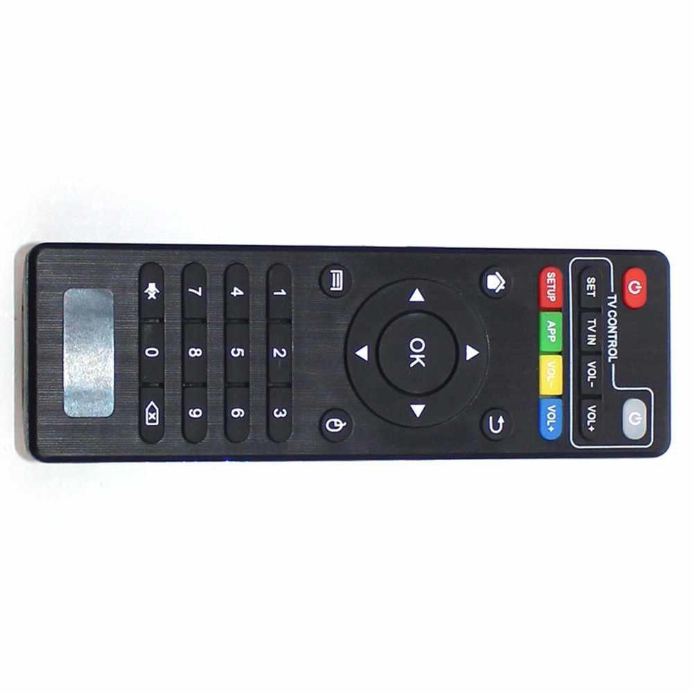 Universal Mini Pengganti Remote Controller Android TV Box IR Remote Control untuk H96 Pro/V88/Mxq/Z28 /T95X/T95Z Plus/TX3 X96