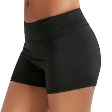 Women Sports Yoga Shorts Wicking Force Exercise Female Fitness Running Gym Fashion Print