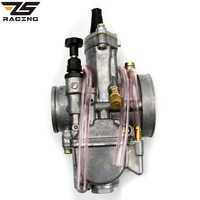 28 30 32 34 Mm Koso Carburetor Mikuni Universal For Motorcycle Scooter Motocross With Power Jet