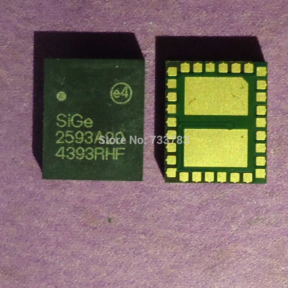 product SIGE2593A20 SE2593A20 2593A20 SE2593 Dual Band 802.11n Wireless LAN Front End Preliminary Information