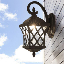 IN JUICY Retro Outdoor Waterproof Hall Wall Light European Corridor Garden Villa Balcony Wall Lamp Bar Cafe Store Wall Sconce fashion outside decorative wall light waterproof buitenlamp residential villa outdoor lighting villa corridor balcony wall lamp