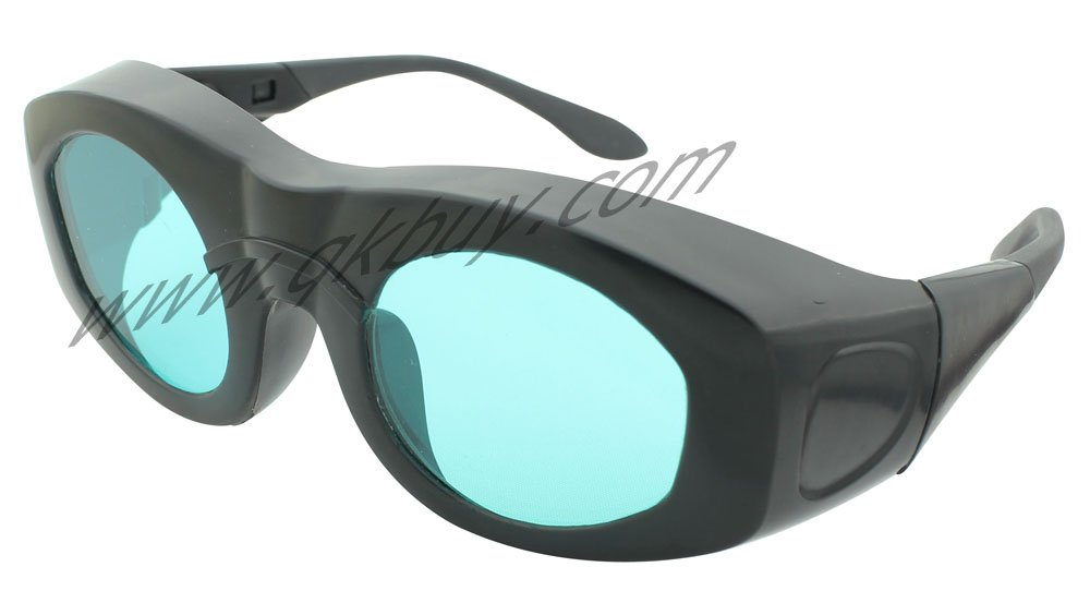 New design laser safety glasses 680-1100nm O.D 5+ CE certified high VLT%> 65% for 755nm, 780nm, 808, 810, 980,1064nm цена