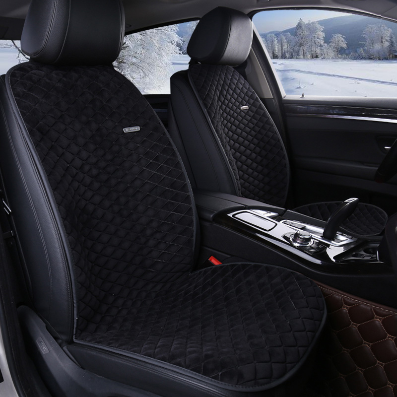 1 PC Winter car heating seat cushion Warm seat cover protective cove for Infiniti QX50L QX56 Q70L Q50 EX25 FX35 G25 JX35 M25L