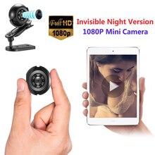 SQ6 мини Камера 1080 P Сенсор Портативный безопасности видеокамера Малый cam Ночное видение обнаружения движения Поддержка Скрытая TFcard PK sq11