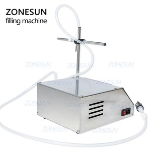 Image 5 - Zonesun Peristaltische Pomp Fles Water Filler Vloeibare Flacon Vulmachine Drank Olie Parfum