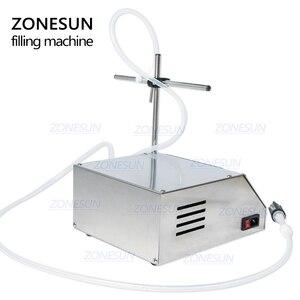 Image 5 - Zonesun蠕動ポンプボトル水フィラー液バイアル充填機飲料ドリンクオイル香水