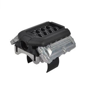 Image 4 - Rc אלומיניום סימולציה רדיאטור מנוע מנוע קירור מאוורר עבור 1/10 Traxxas TRX 4 D90 D110 מנוע