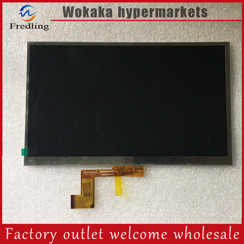 New 10.1 inch Tablet PC LCD display KR101lA7T 1030301039 REV:B 1300301308 REV:A 1024X600 30pin LCD Screen Digitizer Sensor original 7 inch lcd display kr070lf7t for tablet pc display lcd screen 1024 600 40pin free shipping 165 100mm