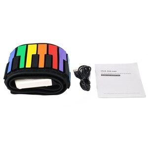 Color 49 Standard Keys Flexibl