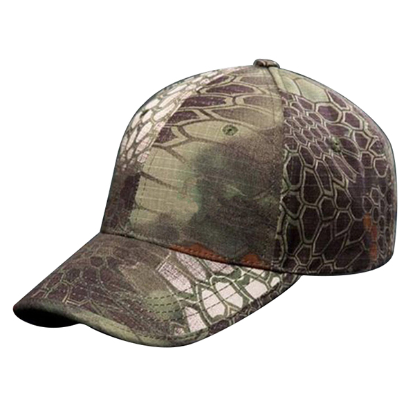 Composite Bats Men Camouflage Adjustable Baseball Cap Hunting, Fishing , Mountain Color
