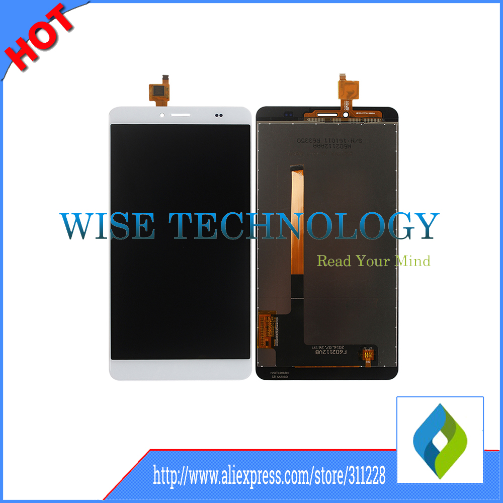 BLUBOO Maya max LCD Display and Touch Screen 1280*720 Assembly Repair Part 6.0 inch Mobile Accessories For BLUBOO Maya max