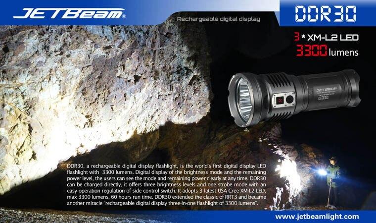 jetbeam DDR30 3