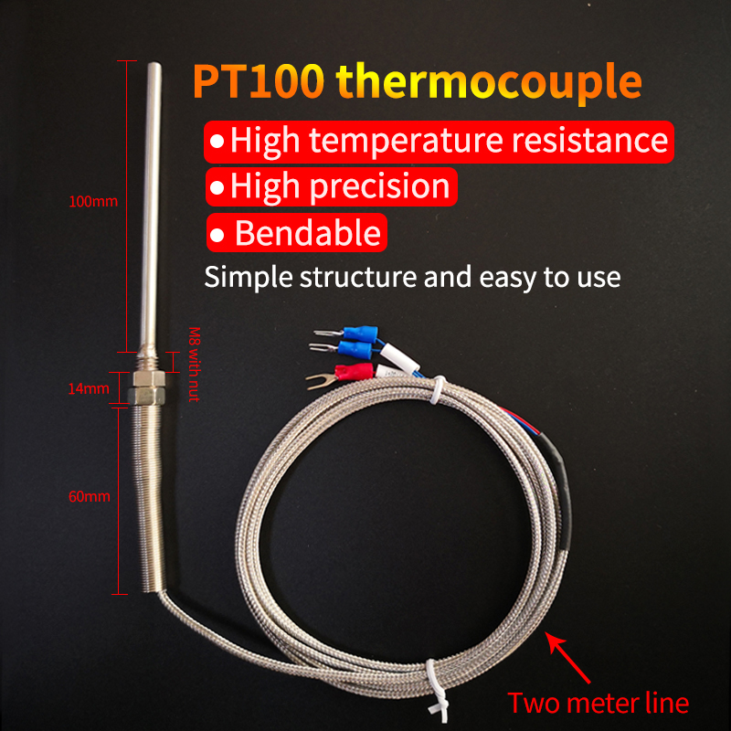 Worldwide delivery pt100 thermocouple wiring in Adapter Of NaBaRa