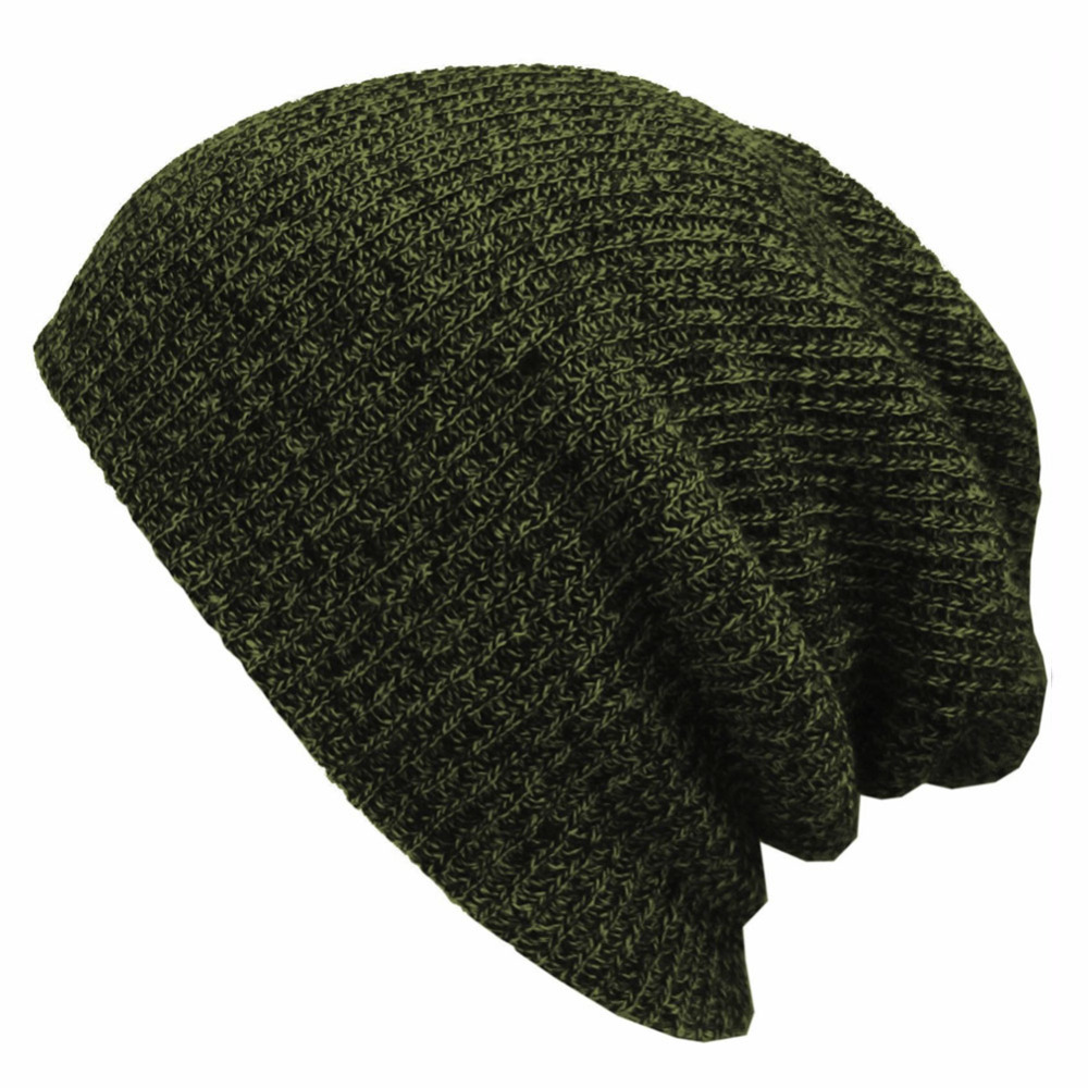 2017 Fashion Beanies Solid Color Hat Unisex Plain Warm Soft Beanie Skull Knit Cap Hats Knitted Touca Gorro Caps For Men Women a2