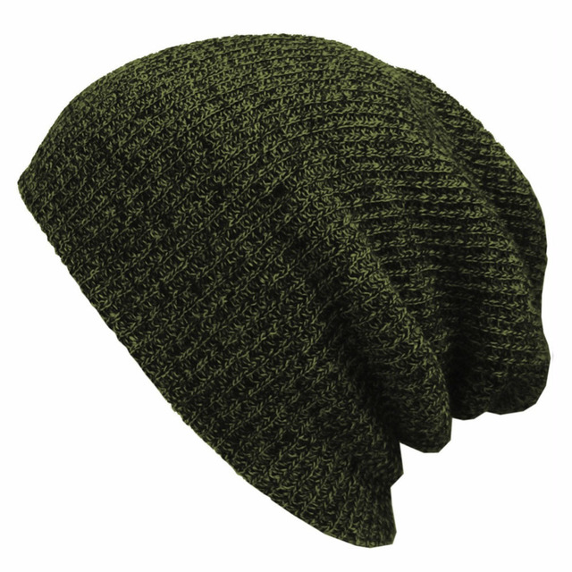 8234fe2f947 Fashion Beanies Solid Color Hat Unisex Plain Warm Soft Beanie Skull Knit  Cap Hats Knitted Touca