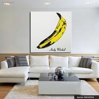 Dong yu jin Andy Warhol martwa natura Abstrakcyjne Malarstwo olejne Rysunek sztuka Spray Unframed Płótnie kuchnia Wodoodporna 00036554