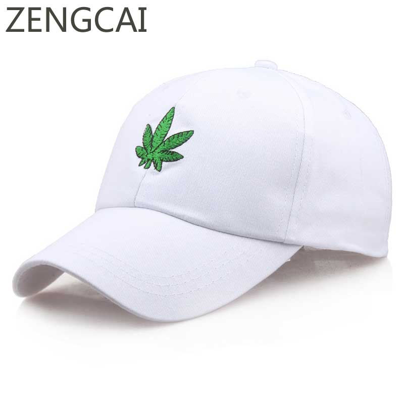 Hemp Baseball Cap Embroidery Dad Hat Snapback Trucker Caps Summer Hip Hop Hats For Men Women Street Casual Sun Visor Adjustable