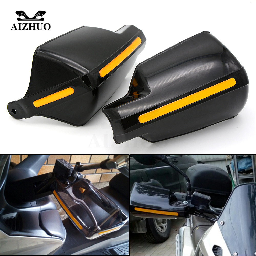 22mm Motorcycle Hand Guard Shield Windproof Protective