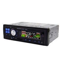 Горячая 1 din12v 60 Вт HP-2128 автомобилей Радио приемник USB Secure Digital карты памяти FM/AUX/ удаленный Автомобильный MP3-плеер