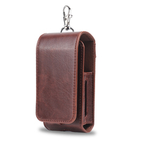 GXE PU Leather Box Holder Storage Anti Scratch Full Protective Carrying Case For IQOS Electronic Cigarette