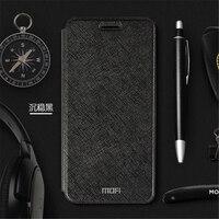 Cover For Meizu Pro7 Pro7 Plus Case Cover Original Mofi Contrast Color Flip Phone Case For