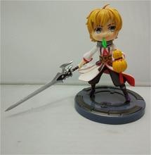 Haocaitoy Figure Toys GSC nendoroid Q Version Li Bai Game Doll PVC Model Anine Action Figures Cute For Collecting 11cm недорого