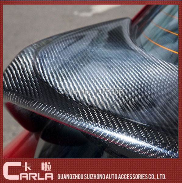 New Design Super Quality Air Bubble Free Glossy D Carbon Fiber - Car sticker designcheap carbon vinyl sticker buy quality carbon time directly from