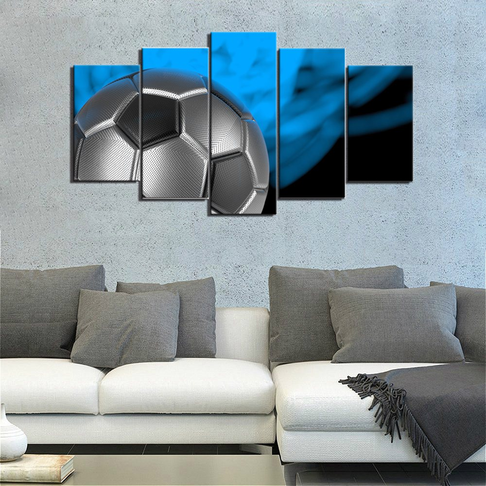 Sport Themed Wall Art Painting