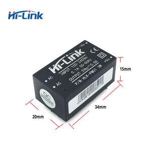 Image 3 - 送料無料 5 個 HLK PM01 AC DC 220 に 5 ステップダウン電源モジュールインテリジェント家庭用スイッチング AC dc コンバータ