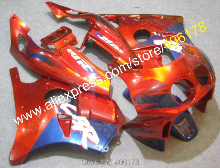 Hot Sales,For Honda CBR250RR MC22 1990-1994 CBR 250RR 90-94 CBR 250 RR MC 22 Factory Colors Fairing Set (Injection molding) цена и фото