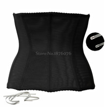 Training corsets and bustiers Black postpartum maternity