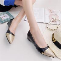 Women Shoes Flats 2017 Fashion Casual Shoes Woman Flat Pointed Toe Shallow Beautiful Comfortable Good Quality