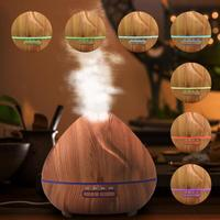 Air Aroma Humidifier Ultrasonic Air Aromatherapy Essential Oil Diffuser 400ml Free Ship Drop Shipping 2017d19