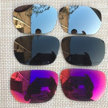 41b8b5ed9b 3Pairs black   silver   Purple red Polarized Replacement Lenses for style  switch Sunglasses(China