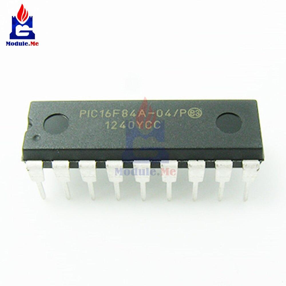 P PIC18F452 Micro-Puce DIP-40 et 2Pcs PIC18F452-I