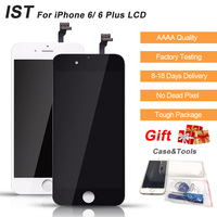 AAAA 100 IST Original LCD For IPhone 6 Plus LCD Display Digitizer Screen 4 7 5