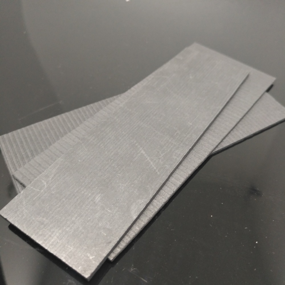 5pcs Carbon Graphite Sheet Pure Graphite Plate Electrode Electrolysis Plate Used For Industry Application