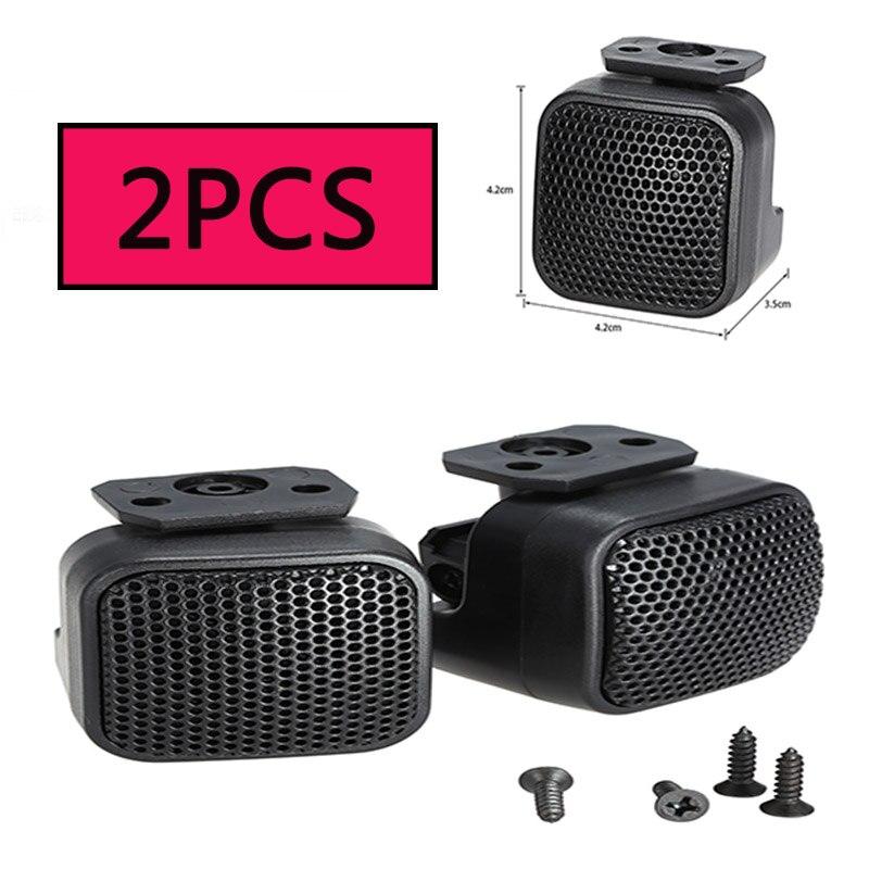 1 Pair 500W High Efficiency Car Speakers Automotive Car Audio Sound Car Super Power High Tweeter Dome Speaker Auto Car Styling